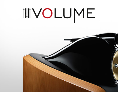 Volume (logo and brand)