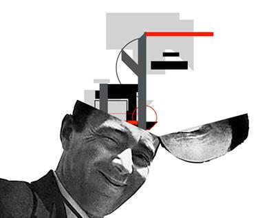 EL LISSITZKY exhibition / GIF poster