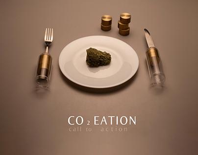 CO2 EATION / 碳重餐具組