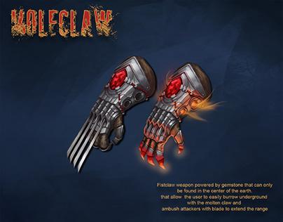 Contest Winning Weapon Concept Art