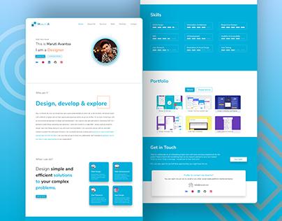 Personal Portfolio | Design Portfolio
