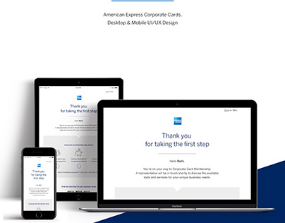 American Express - Marketing Email Campaign
