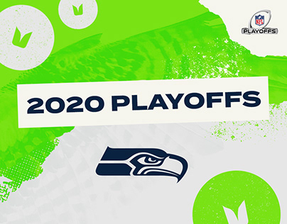 2020 Playoffs - Digital + Social Graphics
