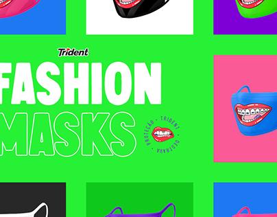 Trident | Fashion Masks
