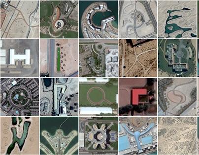 Google Earth Alphabet - Dubai