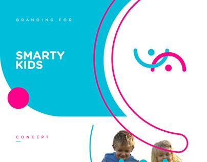 Smarty Kids Branding