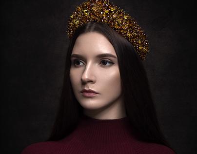 Russian crown