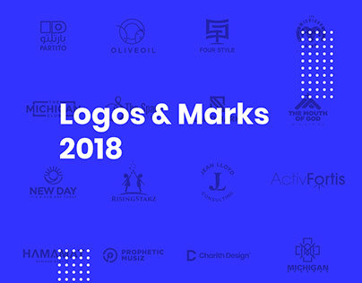 Logos & Marks 2018 – Charith Design