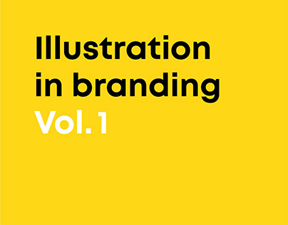 Illustration in Branding