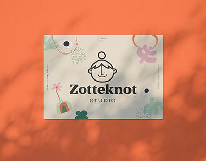 Studio Zotteknot Branding
