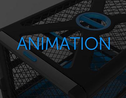 Marc Senger Animation Show Reel- 2019