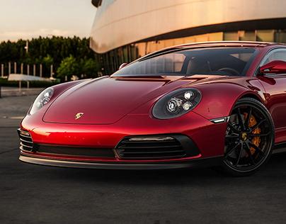 Porsche Renazzo