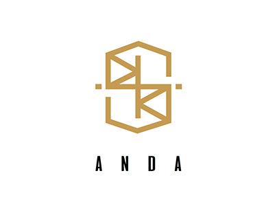 ANDA - Brand Identity