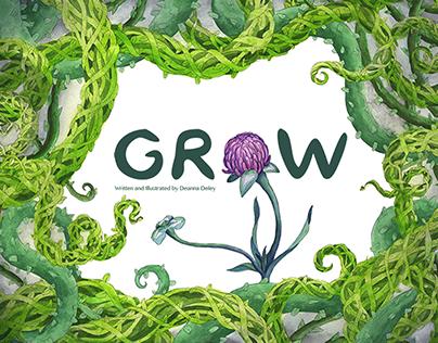 """Senior Thesis """"Grow"""""""