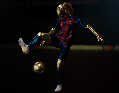 The Colours of Ronaldinho