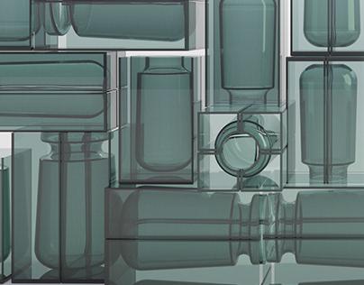 Inversion vases