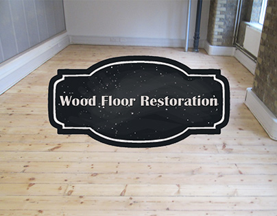 Wood Floor Sanding And Restoration Project