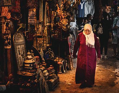 Laberíntica Marrakesh