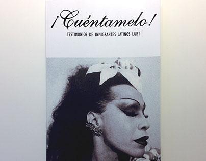 ¡Cuéntamelo!, The book