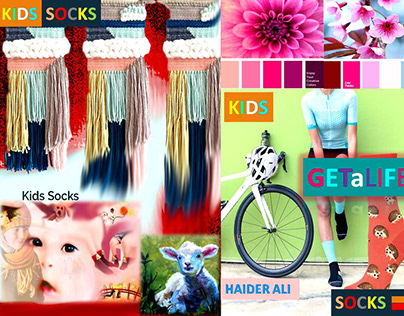 KNITS-KIDS/TEEN SOCK DESIGN BY: HAIDER ALI