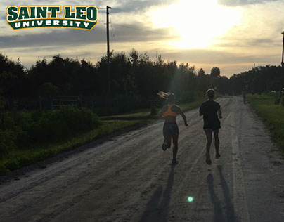 2016 Saint Leo XC - What Did You Do Saturday Morning?