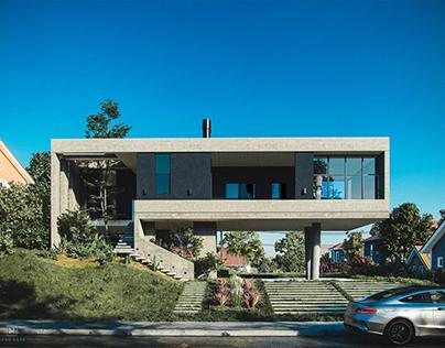 Blue Orden House