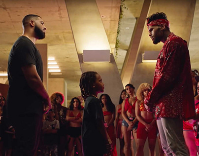 "Chris Brown ft. Drake ""No Guidance"" Music Video"