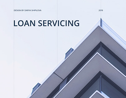 Real Website for Loan Servicing
