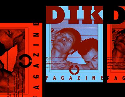 DIK FAGAZINE - Hong Kong Gay Men
