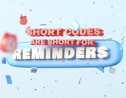 CTIA - Short Codes