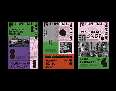 Funeral Museum Brand Identity