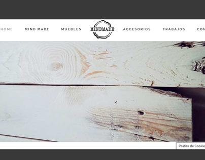 Mind Made website project