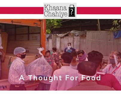 KhaanaChahiye.com Emailer Concept