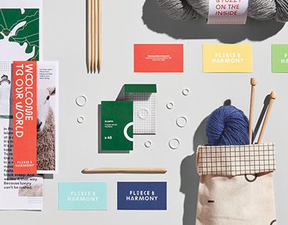 Fleece & Harmony - Image de marque