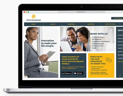 ProvidusBank - Digital Design