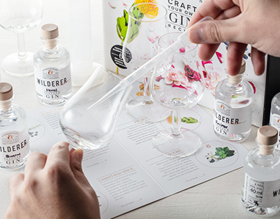 Wilderer Gin Blending Box