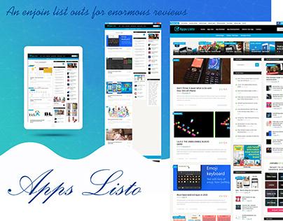 www.appslisto.com