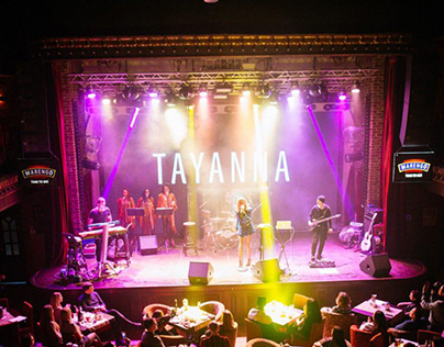 TAYANNA – visual identity of the singer