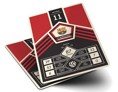 Soccer Trading Cards