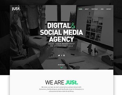 JUSt Agency 2.0