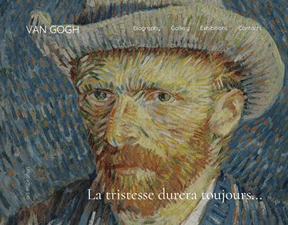 Van Gogh - website