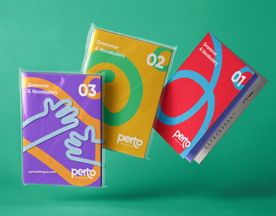 Perto Education - Visual ID.