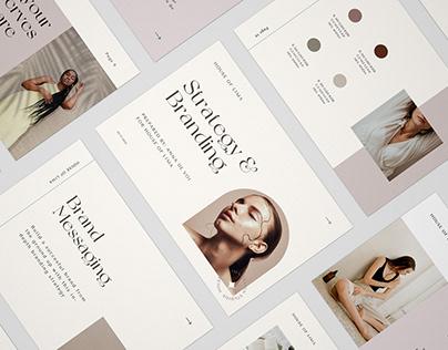 Stylish Brand Identity & Branding Templates