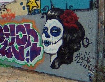 Graffiti session 4