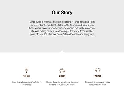 About - Cafe WordPress Theme