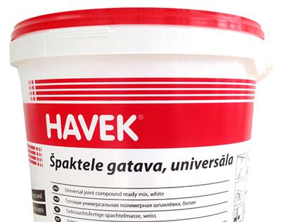 Havek - bucket design