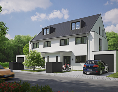 One more house in Germany