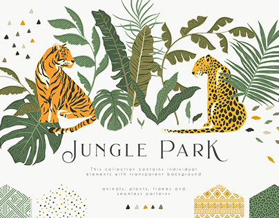 Jungle Park Collection