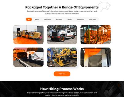Underground Mining Website