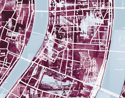 Cartographie de Lyon